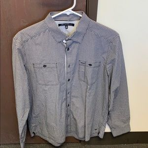 Kenneth Cole men's casual shirt M